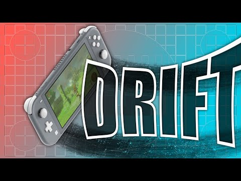 Happy 130th Nintendo!  Is there a Drift problem with the Switch Lite?