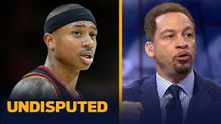 Chris Broussard talks Isaiah Thomas trade and his future with the Los Angeles Lakers | UNDISPUTED