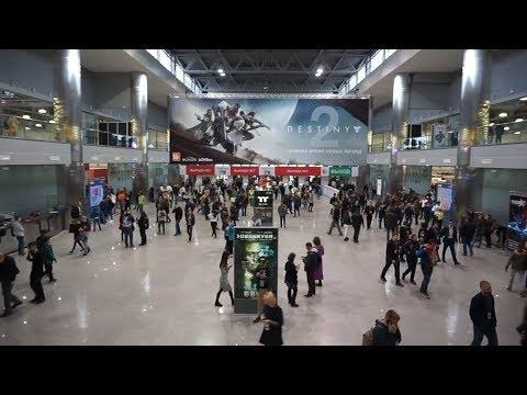 ИгроМир и Comic Con Russia 2017 как это было!