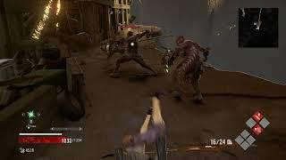 Code Vein gameplay test