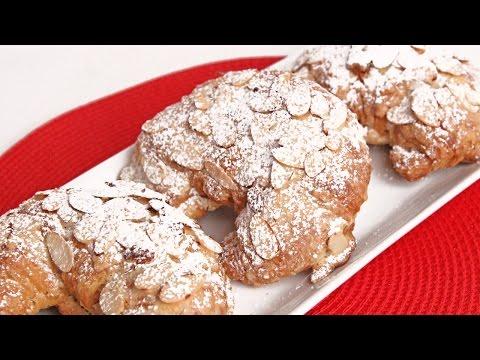 Almond Croissants Recipe – Laura Vitale – Laura in the Kitchen Episode 964