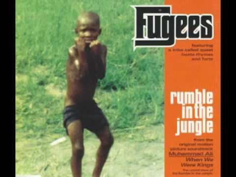 Rumble in the Jungle cover