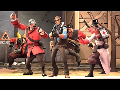 The Art of Taunt Killing  | Team Fortress 2
