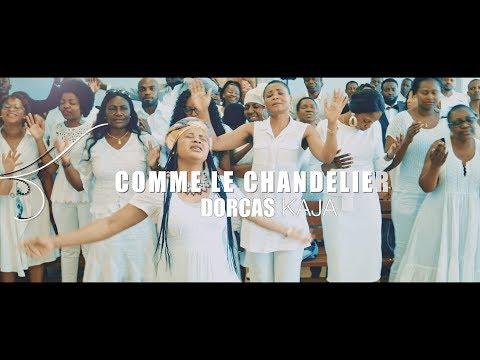 Download COMME LE CHANDELIER ( DORCAS KAJA ) NEW CLIP HD Mp4 3GP Video and MP3