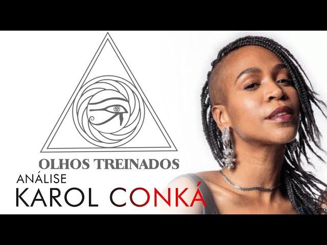 Pronúncia de vídeo de Karol Conká em Portuguesa