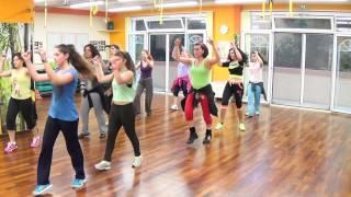 ARJUN TAKE IT BACK FITNESS DANCE DANA