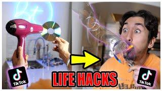 We TESTED Viral TikTok Life Hacks.... (OMG!!!) *PART 11*