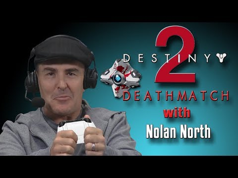 In this video from my gaming channel, I talk with v/o artist, Nolan North. Here's just one example of the video/photo editing I can teach.