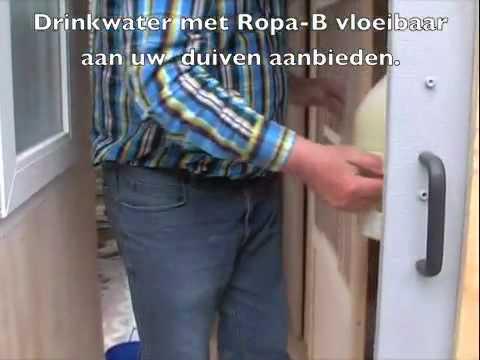Video Hoe gebruik je Ropa-B liquid?
