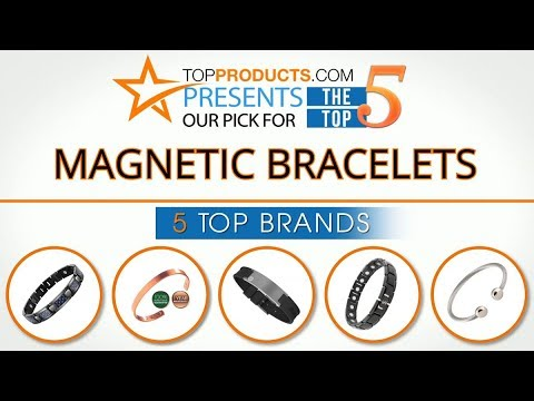 Best Magnetic Bracelet Reviews 2017 – How to Choose the Best Magnetic Bracelet