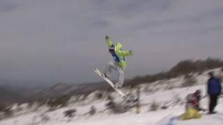 大会5日目 (SS) 第28回JSBA全日本スノーボード選手権大会