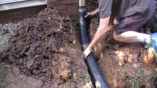 Tips, Downspout Drain, Professional Install