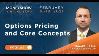 Options Pricing and Core Concepts