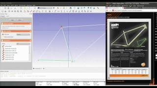 FreeCAD tutorial - introduction to sketcher workbench