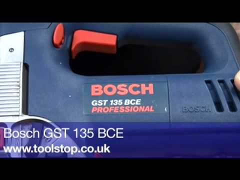 Flagship Product - Eric Streuli Presents the Bosch GST135BCE Jigsaw