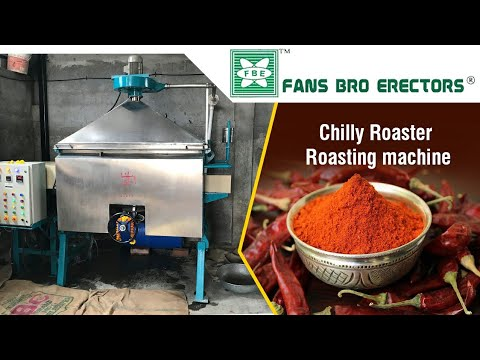 Fansbro Chilli Roaster