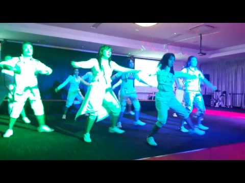 BRI HUT DANCE COMPETITION KANWIL JAKONE 2016