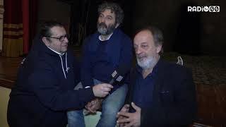 Paolo De Vita e Mimmo Mancini: 'Raccontiamo l'Italia dei voltagabbana'.