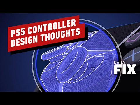 Here's What the PS5 Controller Could Learn From Microsoft - IGN Daily Fix
