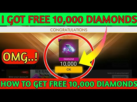 🥇 Garena Free Fire Hack 2019 - Free 90,000 Diamonds Cheats