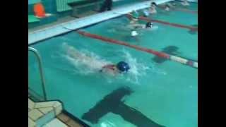Плавание: первый урок для начинающих - Видео онлайн