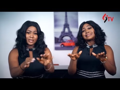 Funke Akindele expecting twins? BBA Gifty pregnant? Watch new episode of Rumor Has It