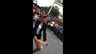 preview picture of video 'Presentación grupo de Carnaval los invasores'