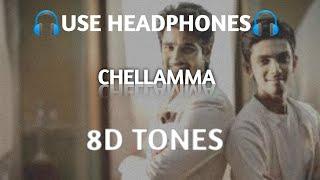 chellamma|8d music