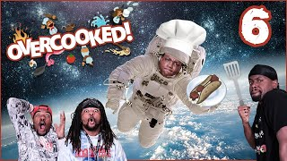 The Chefs Go To OUTER SPACE! (Overcooked Story Ep.6)