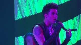 Adam Lambert Better than I know myself,Chokehold Helsinki 3/22 2013