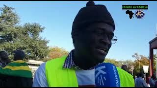 Reportage: guinéens et togolais de Suisse contre le règne sans fin des présidents en Afrique