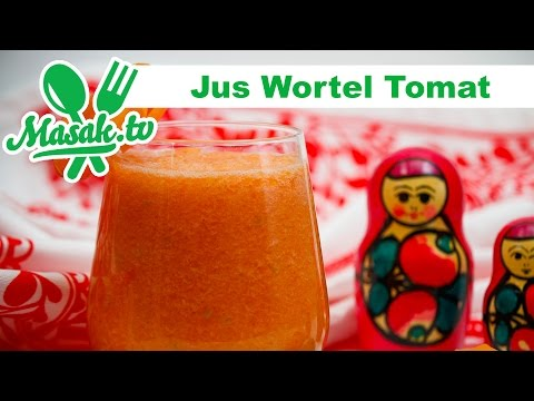 Video Jus Wortel Tomat