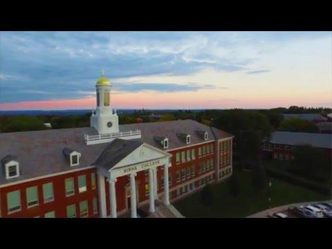 Siena College - video