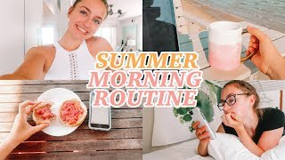 Summer Morning Routine 2018 | Cottage Edition