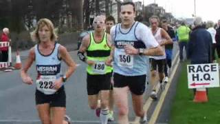 preview picture of video 'WINDMILL 10K LYTHAM ST  ANNES NOV 13 2011 0001'