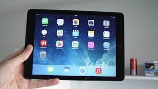 Apple iPad Air - Full Review deutsch