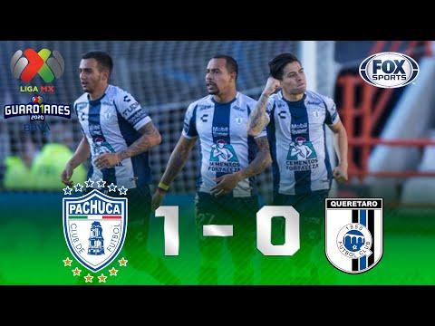 Pachuca – Queretaro [1-0] | GOLES | Jornada 3 | Liga MX Guard1anes 2020
