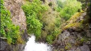 preview picture of video 'La Cascata Di San Filippo Superiore Messina Sicilia'