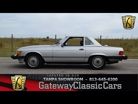 Video of '87 560SL - KDWT