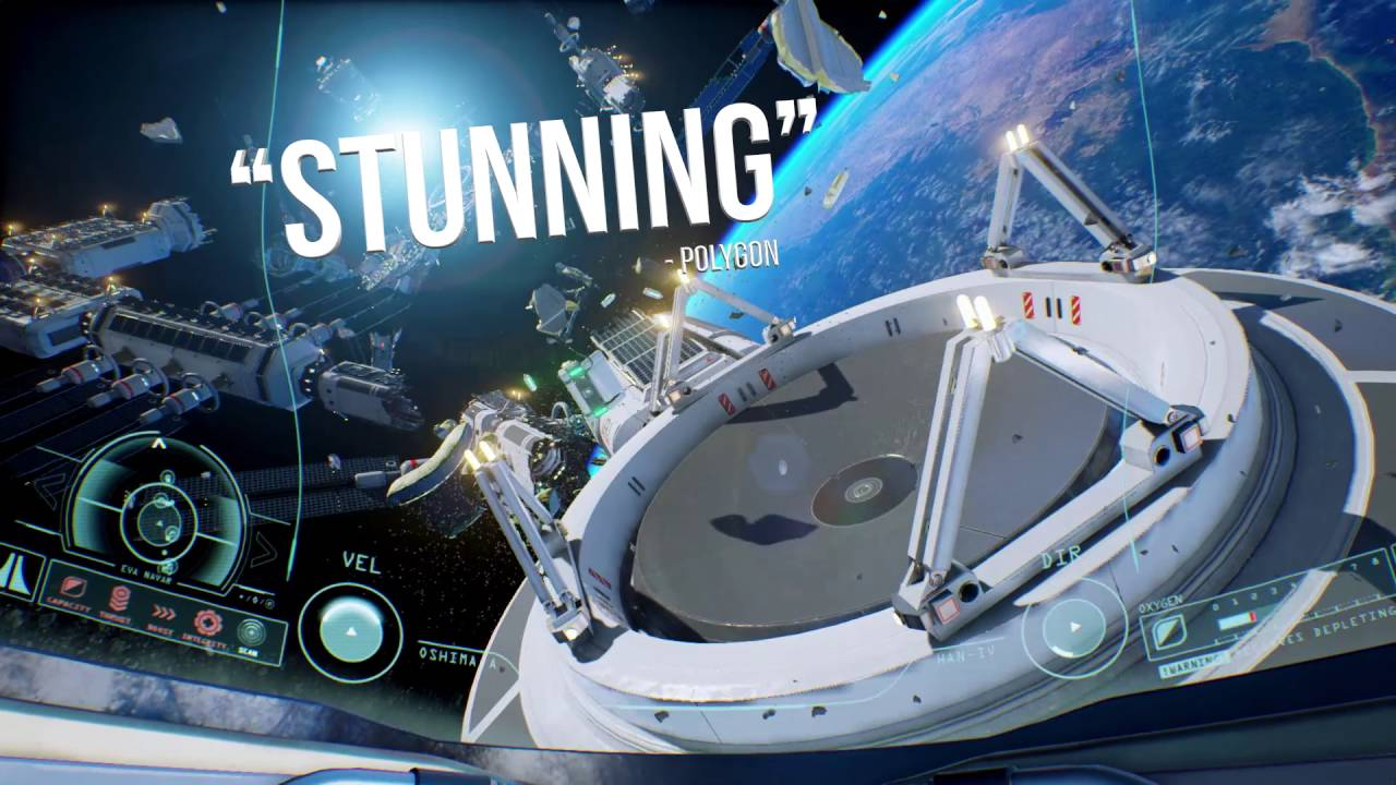 Everything you need to know about ADR1FT, out tomorrow on PS4