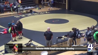 Rochester Middle School Wrestling Invite