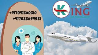 Available King Air Ambulance Service 24/7 in Emergency in Allahabad