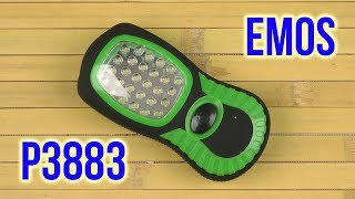 EMOS E-4435 (P3883) - відео 1