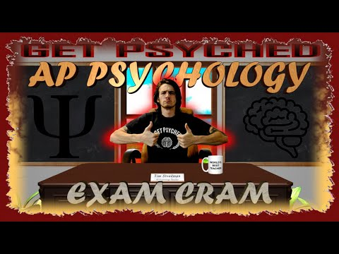 Get Psyched - AP Psychology Exam Cram (Course Review) - YouTube