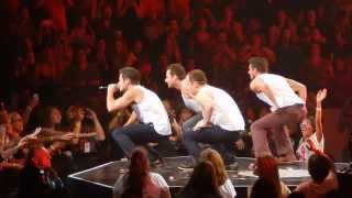 98 Degrees Give Me Just One Night (Una Noche) (The Package Tour Buffalo NY 8.2.13)