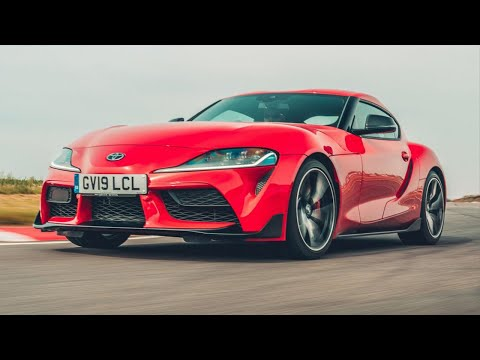 External Review Video rTLX4FYki70 for Toyota GR Supra Sports Car (5th gen J29/DB)