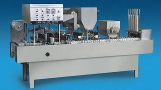 preview picture of video 'PE PVC vacuum forming machine fully automatic high speed vacuum former equipment'