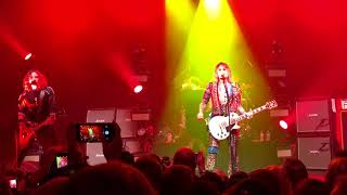 "The Darkness ""Open Fire"" @ The Fonda Theater 3.29.18"
