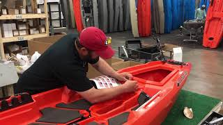 How a Kayak is Made - Bonafide SS107 - Made in the USA