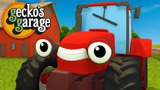 Tractor Songs For Kids | Songs For Children | Gecko's Garage